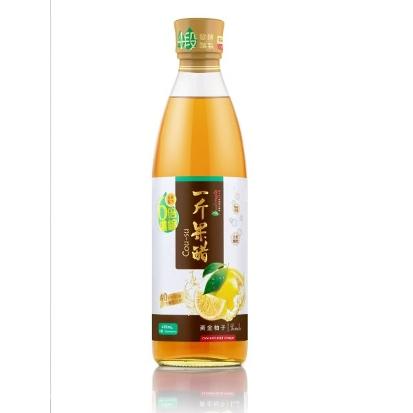 COU-SU POMELO VINEGAR 600ML