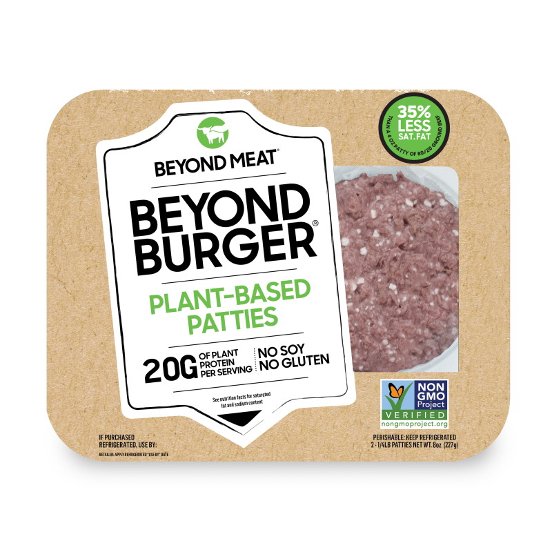 BEYOND BURGER 8OZ