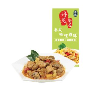 DANNY KITCHEN THAI STYLE CURRY CHICKEN 300G