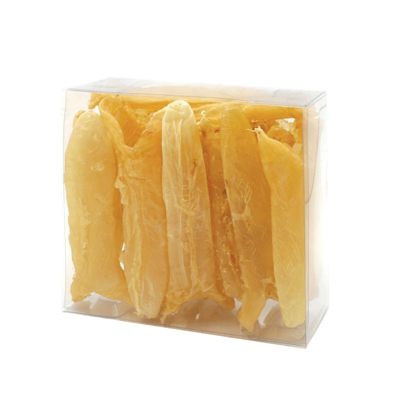 GOLDEN SPOT FISH MAW (100 HEADS)150G