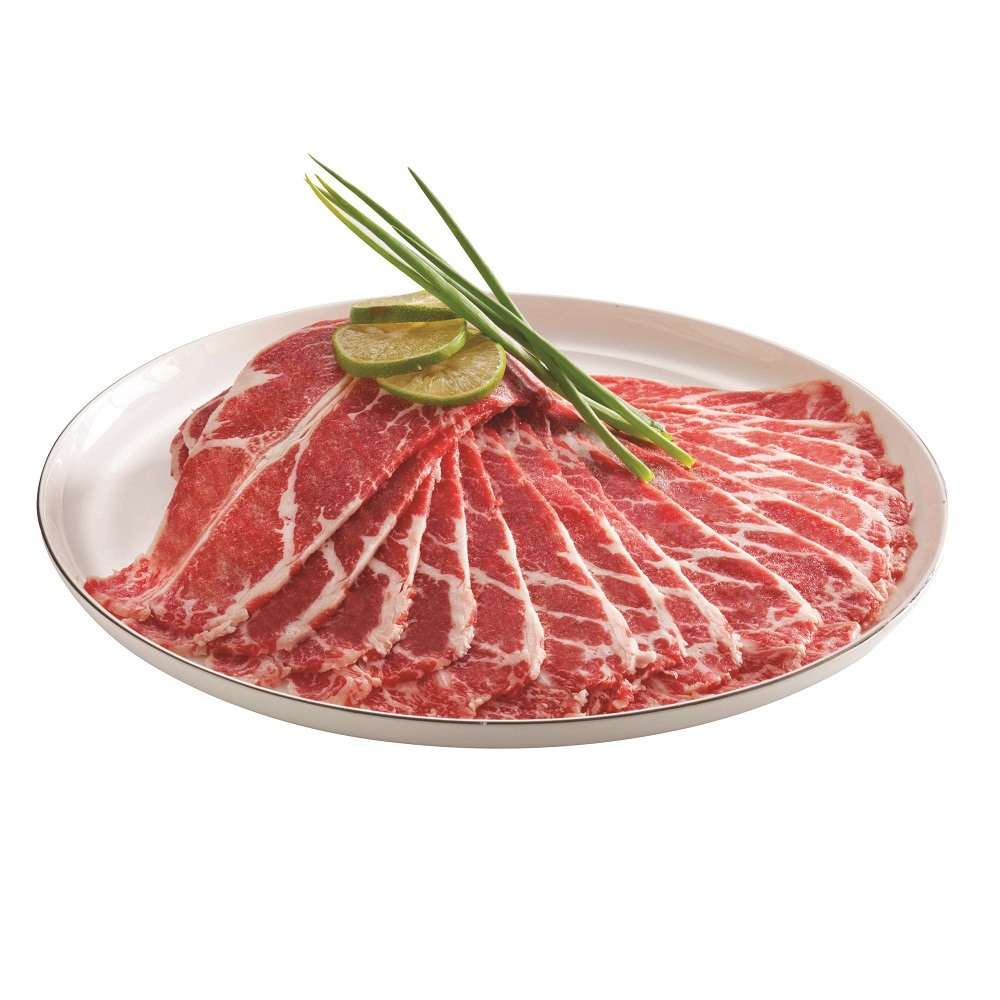 MB USA SLICED BONELESS CHUCK SHORT RIB (CHOICE)300G