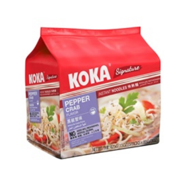 KOKA SIGNATURE PACKET -STIR-FRY ORIGINAL 5PC X 85G