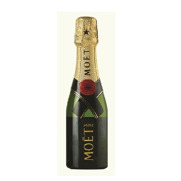 MOET & CHANDON MINI BRUT IMPERIAL