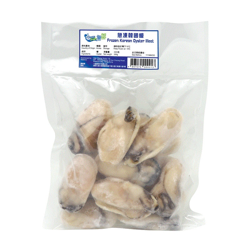 OCEAN FRESH KOREAN OYSTER 300G