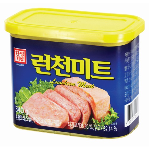 HANSUNG 1963 LUNCHEON MEAT 340G