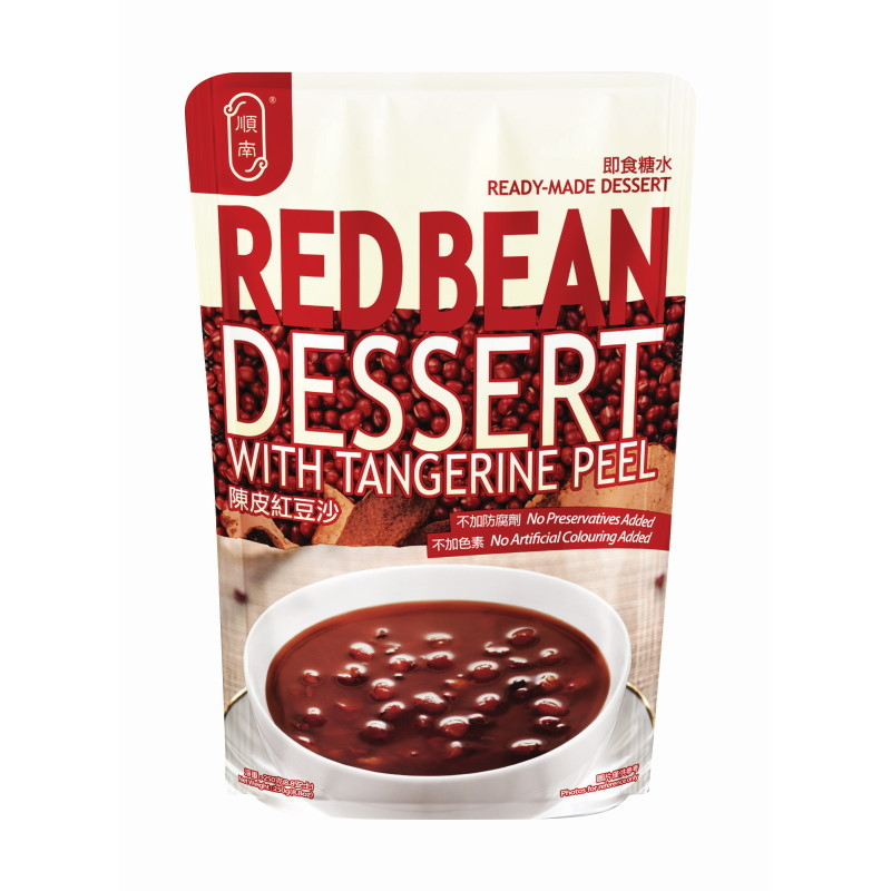 SHUN NAM RED BEAN DESSERT WITH TANGERINE PEEL 250G