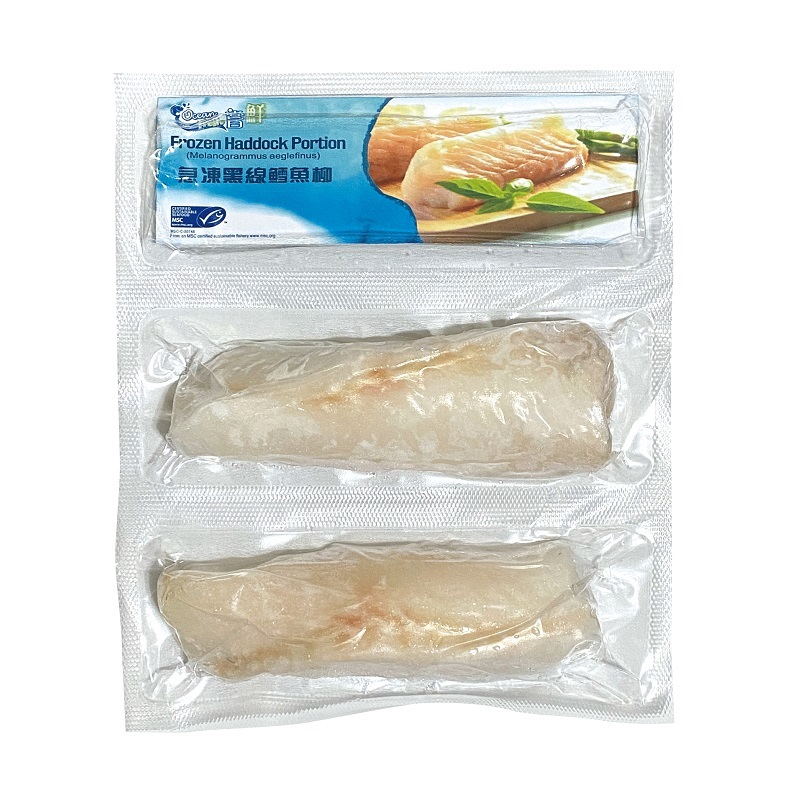 OCEAN FRESH NORWAY FROZEN HADDOCK PORTION 240G