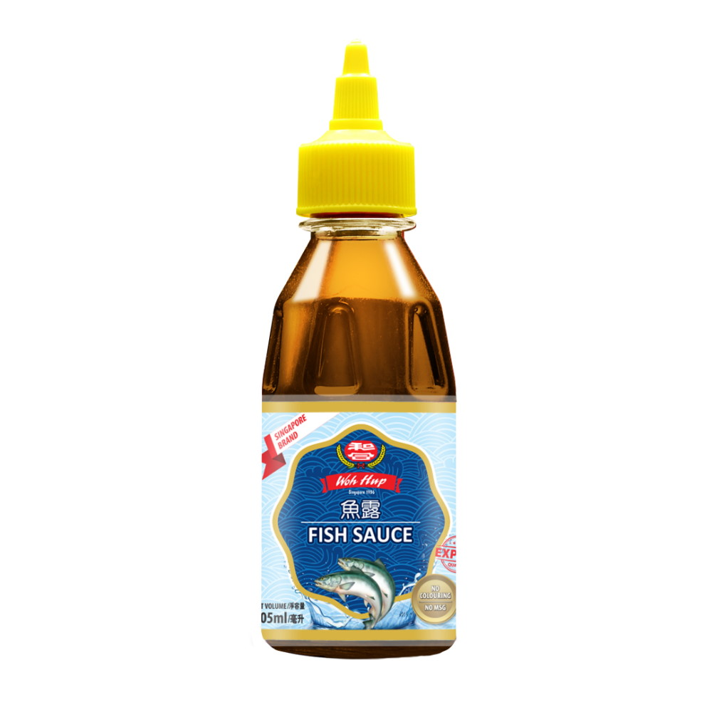 WOH HUP FISH SAUCE 205ML