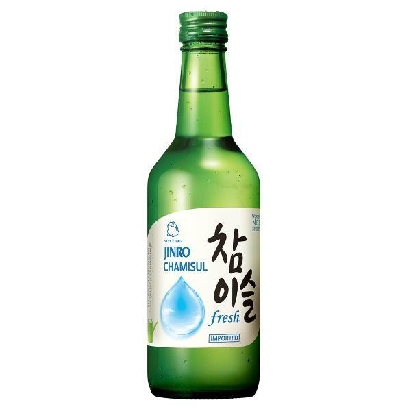 JINRO SOJU FRESH 360ML