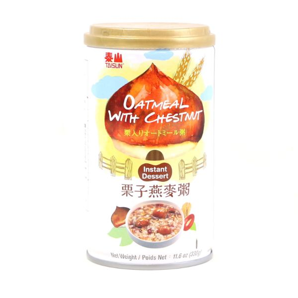 TAISUN OATMEAL WITH CHESTNUT 330G