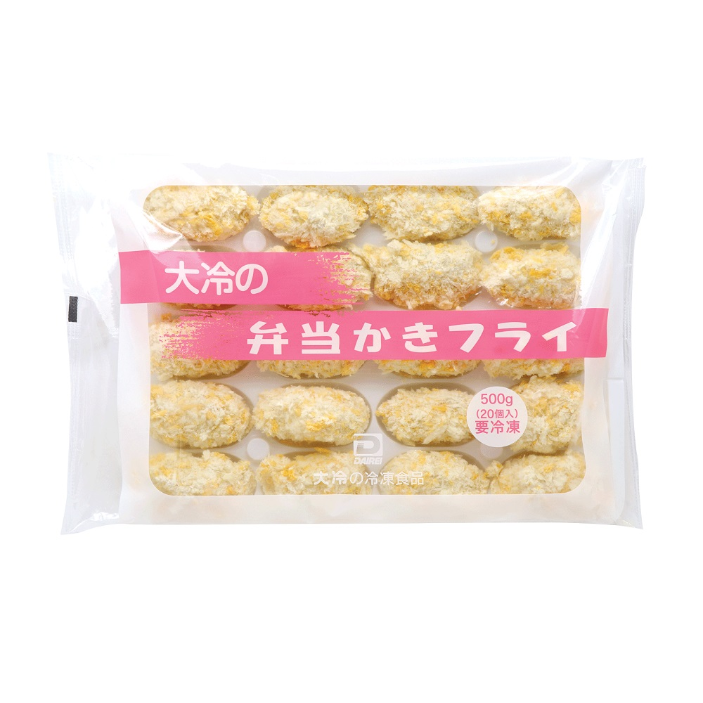 JAPANESE BREADED OYSTER 500G (20PCS)