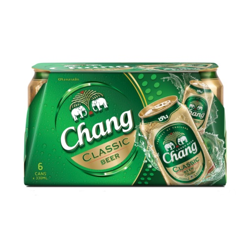 CHANG BEER 330ML X 6