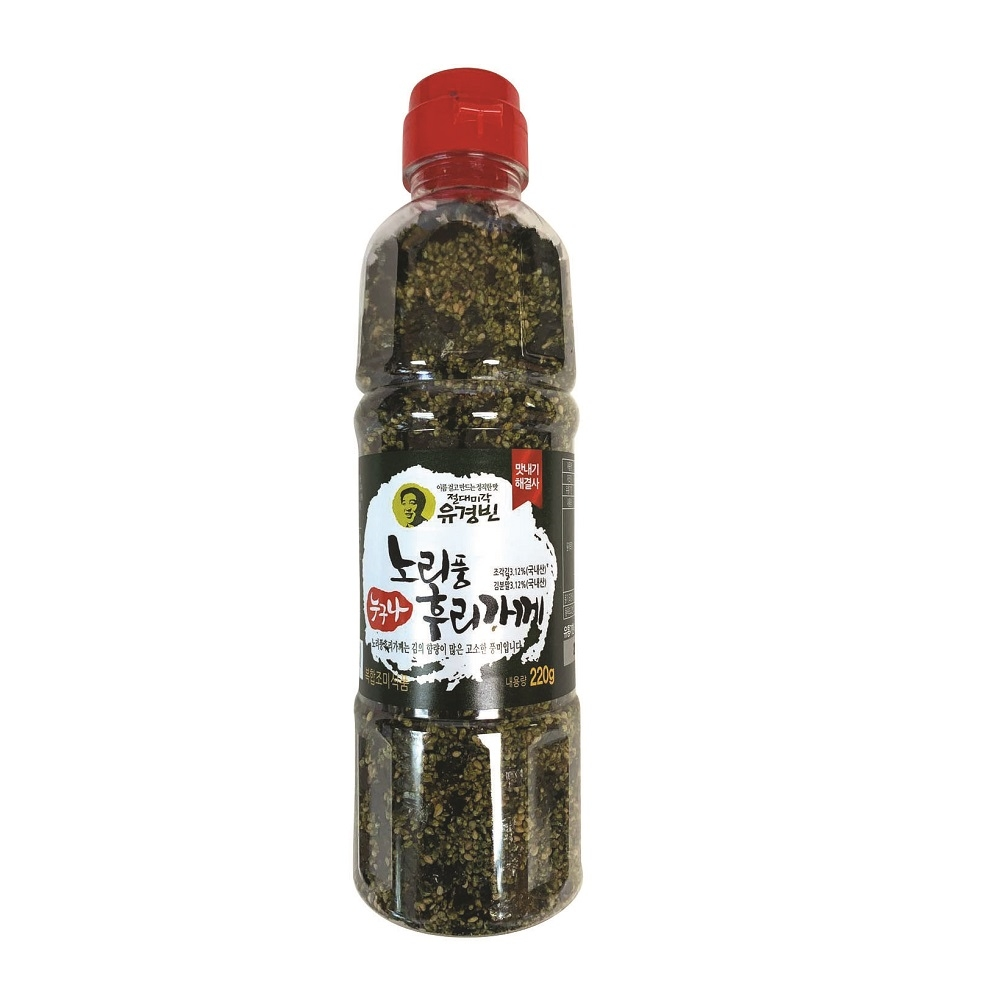 ENFOOD SEASONED SEAWEED POWDER 220G