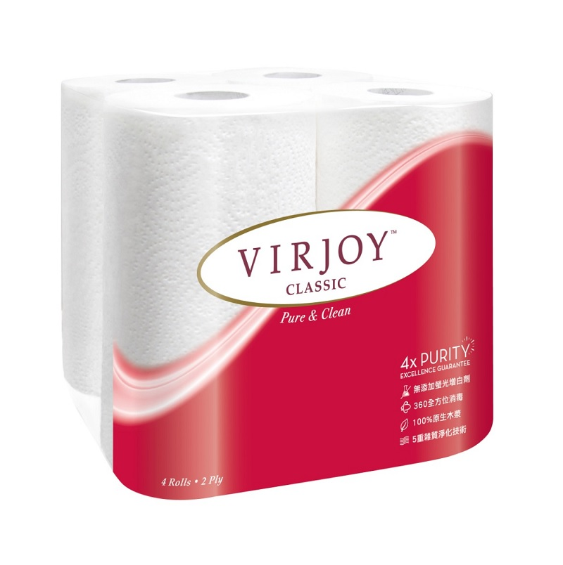 VIRJOY-KITCHEN TOWEL 4S