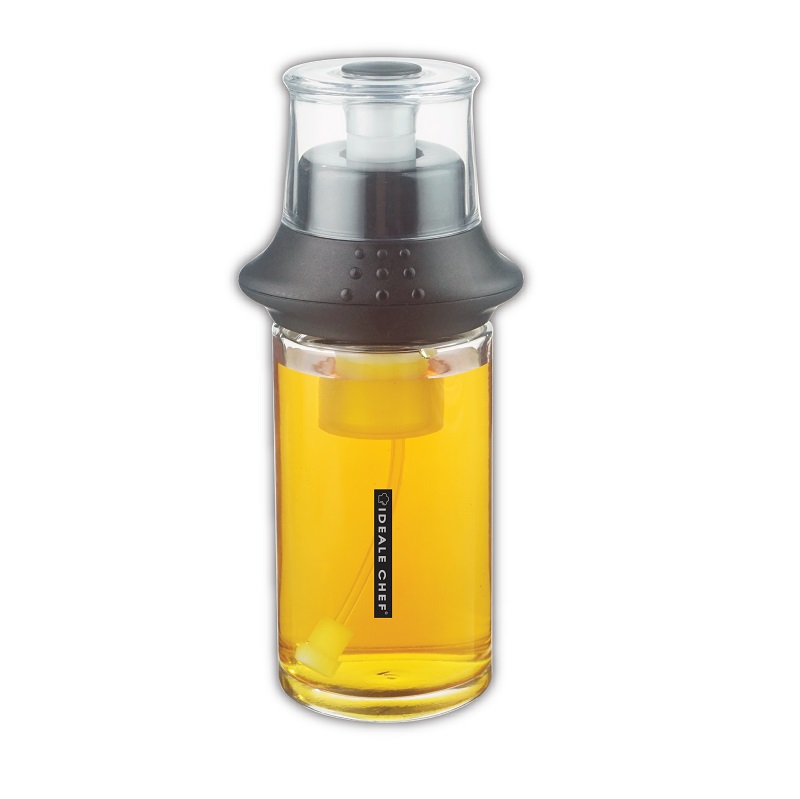 Ideale Chef - Pump & Spray Glass Oil Mister 170ml