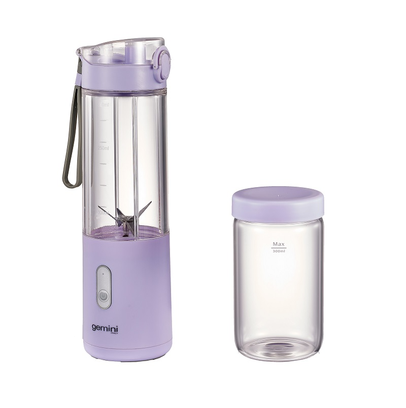 GEMINI PORTABLE JUICER BLENDER
