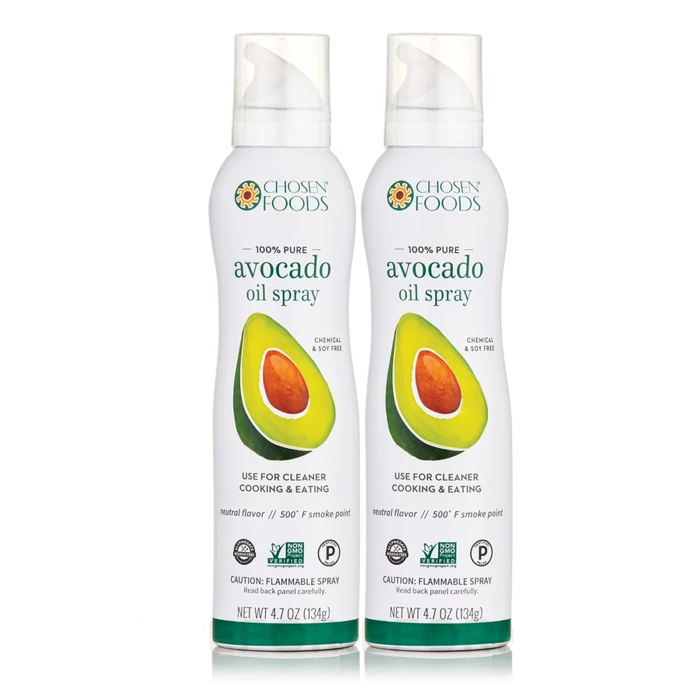 CF PURE AVOCADO OIL SPRAY 134G