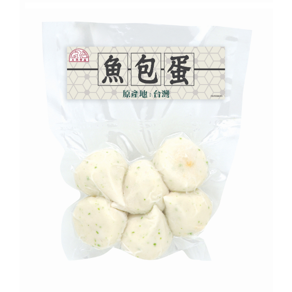FLYING FISH ROE-FILLED FISHBALL 6PCS