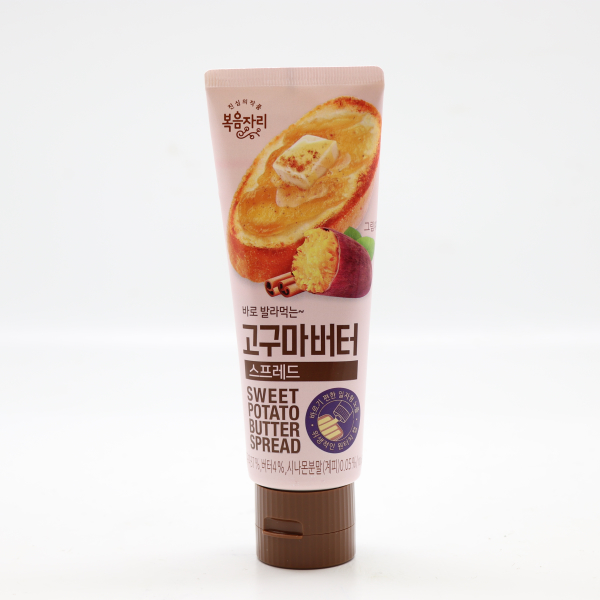 BOKUMJARI SWEET POTATO BUTTER SPREAD 100G