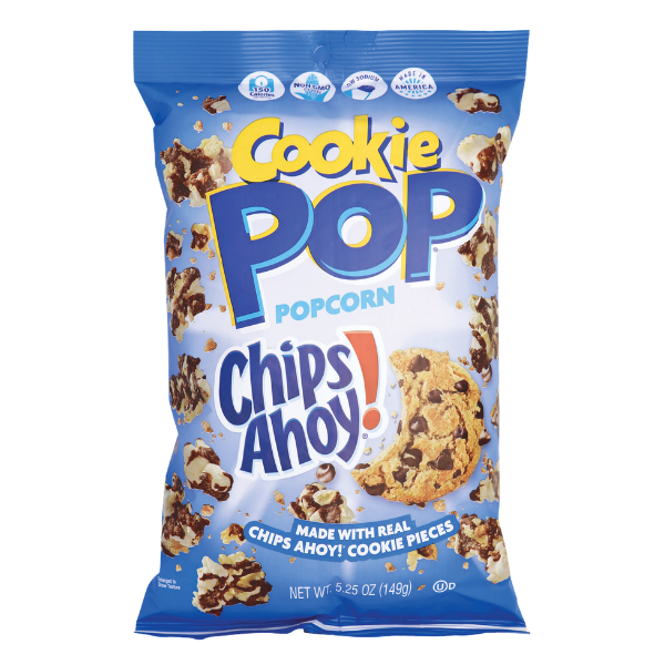 COOKIE POP POPCORN CHIPS AHOY! 149G