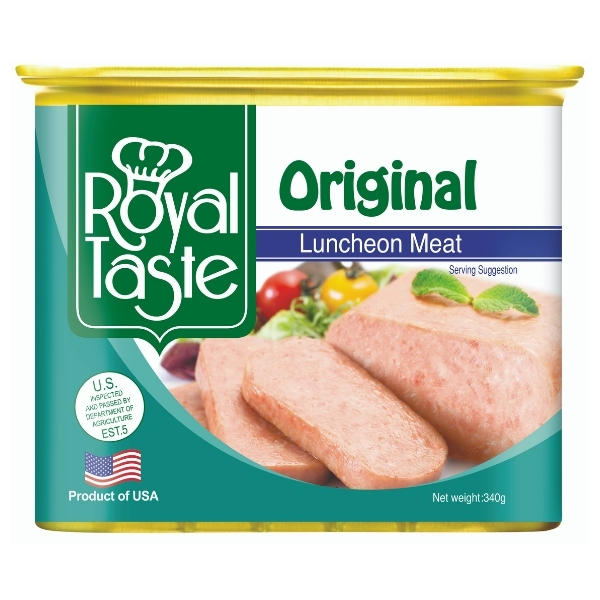 RT ORIGINAL LUNCHEON 340G