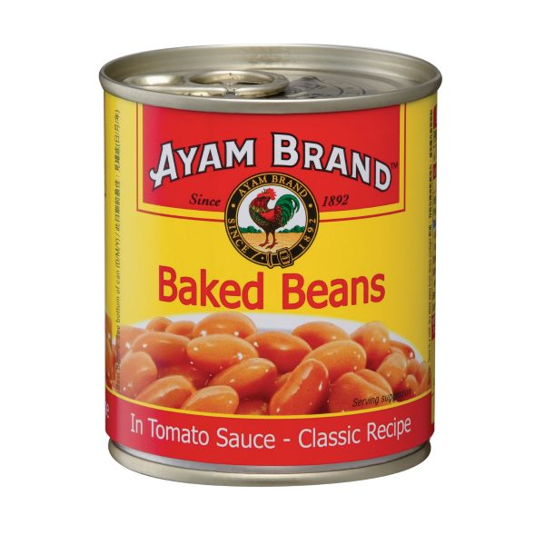 AYAM BAKED BEANS TOMATO SAUCES 230G