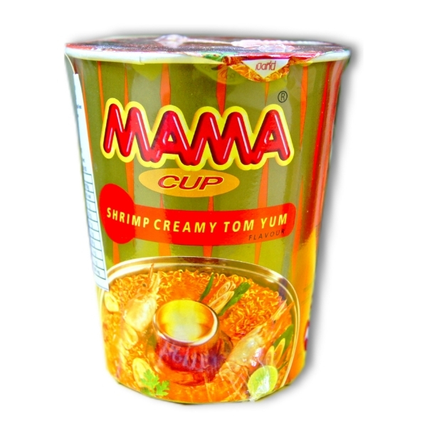 MAMA TOM YUM CUP NOODLES 60G