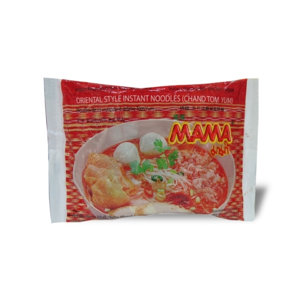 MAMA TOM YUM RICE NOODLE 55G