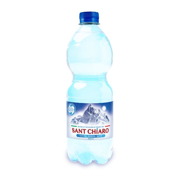 SANT CHIARO Natural Mineral WATER 500ML
