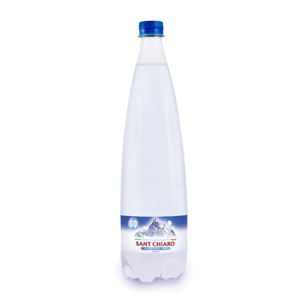 SANT CHIARO Natural Mineral WATER 1L