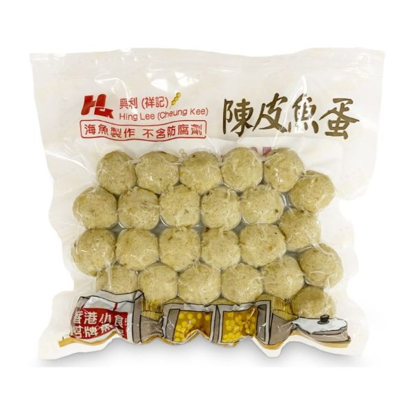 HLCK HK STYLE  FISH BALL 200G