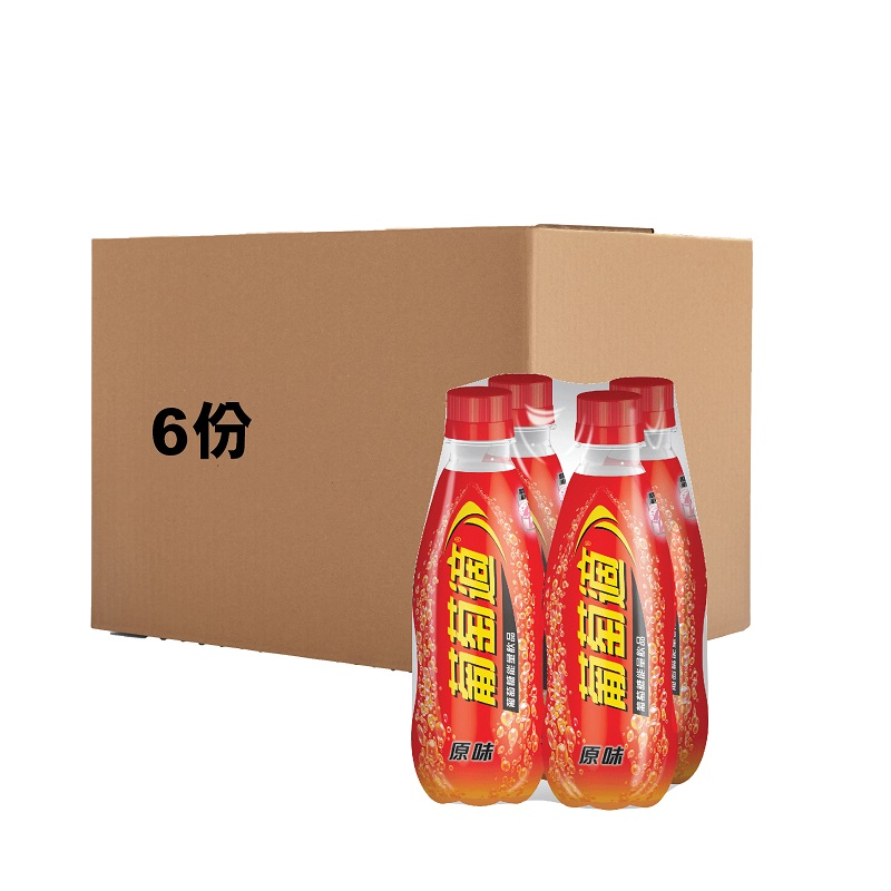 LUCOZADE 300ML X 4 REGUAR (CASE DEAL-6sets)