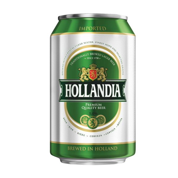 HOLLANDIA 330ML