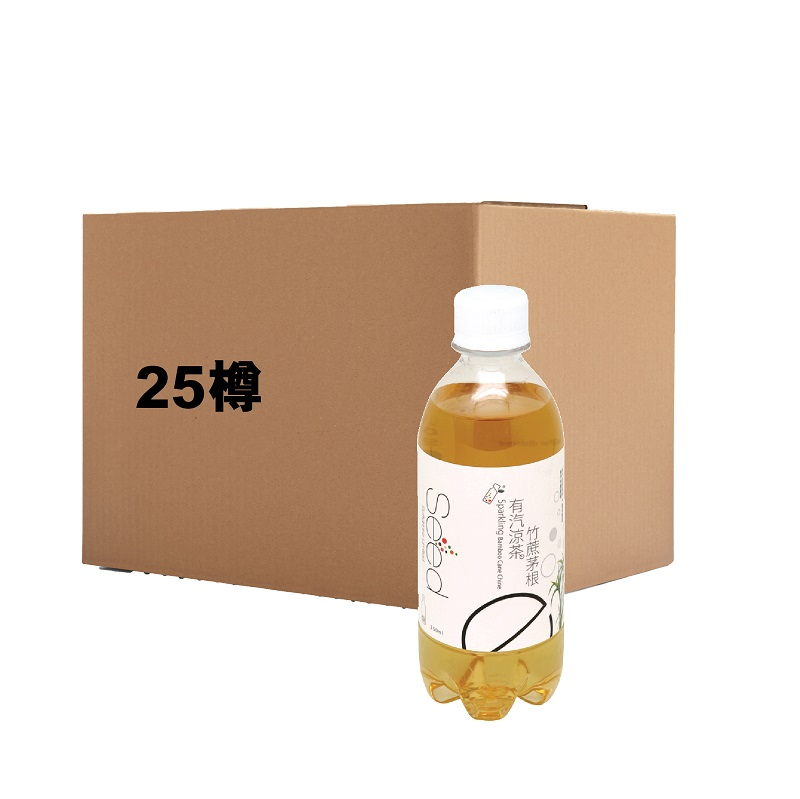 SEED SPARKLING BAMBOO CANE CHINE 350ML (CASE DEAL-25btls)
