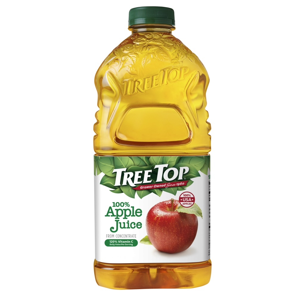 Tree Top 100% Apple Juice 64oz