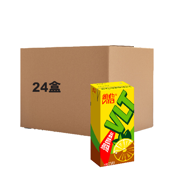 VITA LEMON TEA DRINK 375MLX24