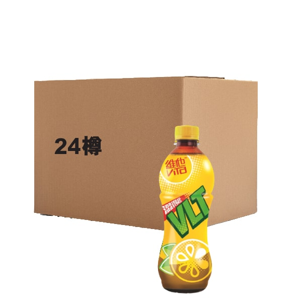 VITA LEMON TEA DRINK 500MLX24