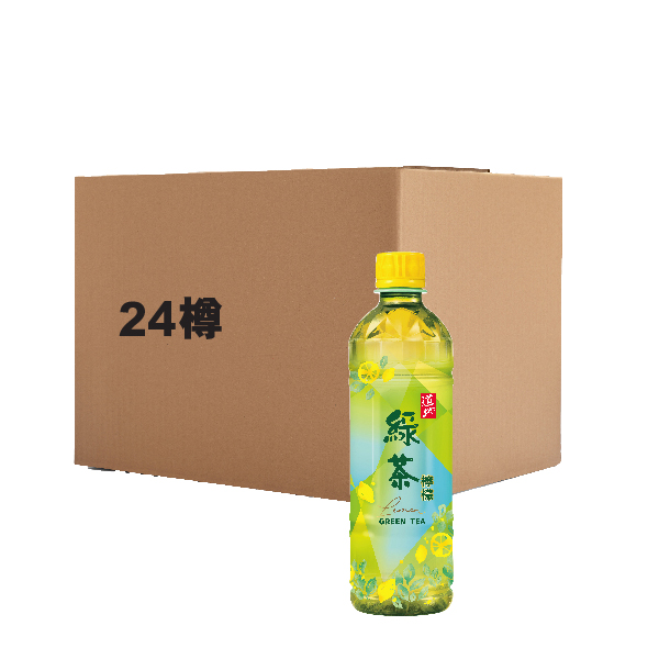 TAO TI LEMON GREEN TEA 500ML
