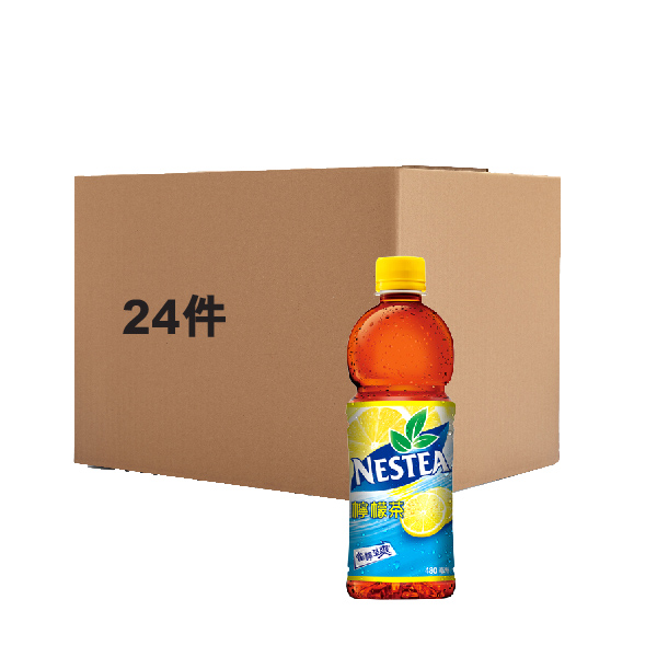 NESTEA LEMON TEA 480ML PET