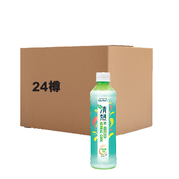 BALANCY HERBAL COOL 430ML