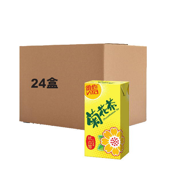 VITA CHRYSANTHEMUM TEA 375MLX24