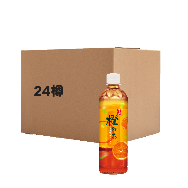 TAO TI ORANGE BLACK TEA 500ML