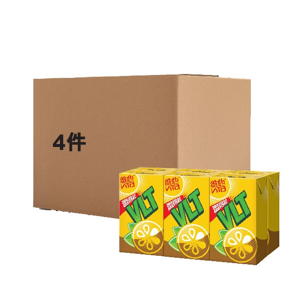 VITA LEMON TEA DRINK 250ML6PX4