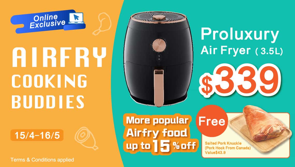 Airfry Cooking Buddies